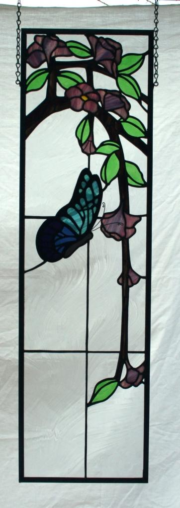 butterfly-plumeria