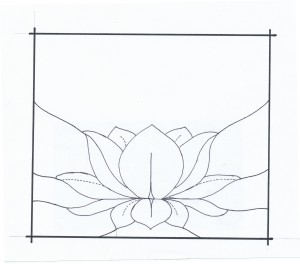 lotus suncatcher