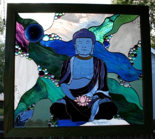 buddha lighting
